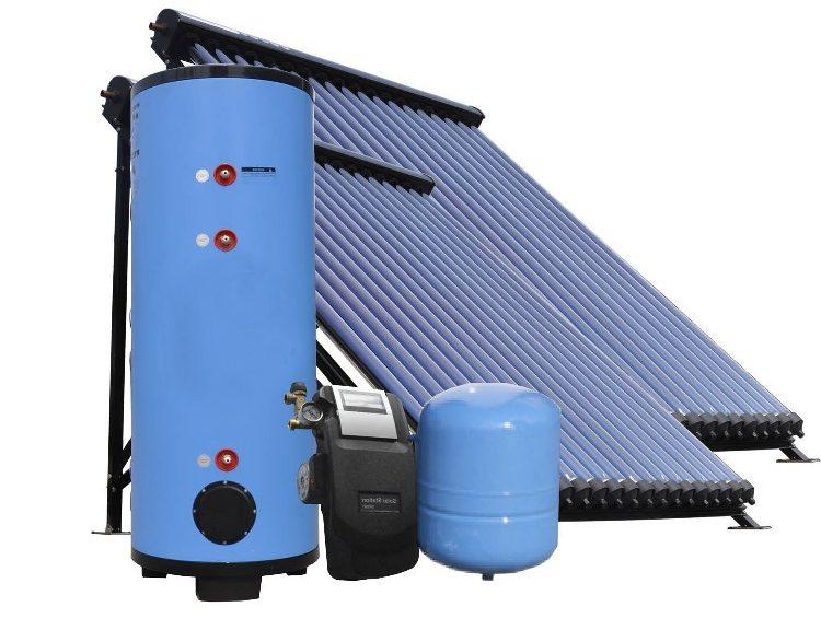 Menghitung Tangki Penyimpanan Water Heater Tenaga Surya